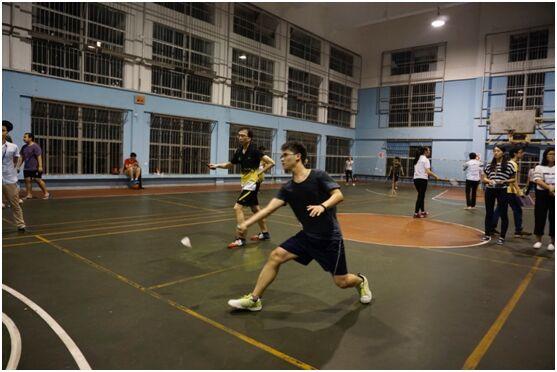 【生命科学学院】华师生科院羽毛球初赛圆满落下帷幕