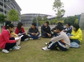 公共管理学院各党支部深入开展先进基层党组织和优秀共产党员具体标准讨论活动