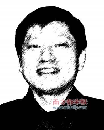 广州西光塔手绘图