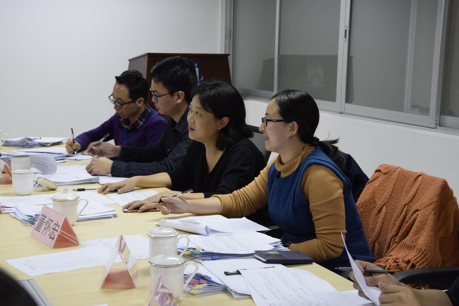 第三届合生珠江大学生创新创业基金项目终审 暨众创空间首批入驻项目半年评审顺利举行