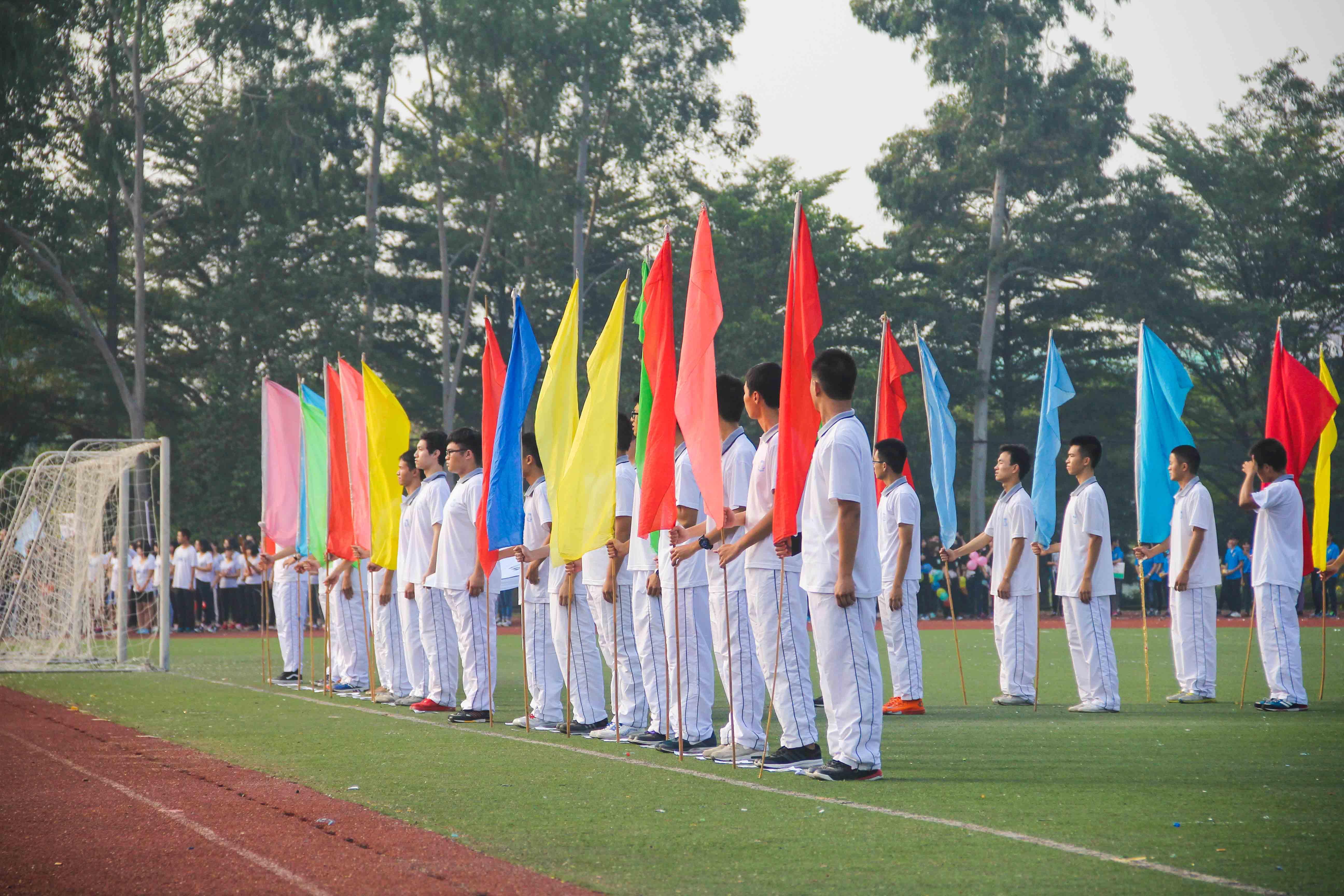 学院第十届运动会——旗手风采2.JPG