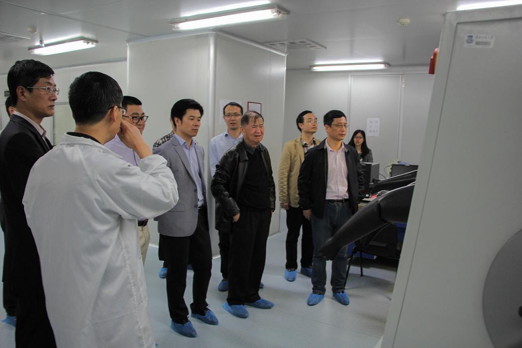 广东省低碳与新能源材料工程技术研究中心工程技术委员会成立