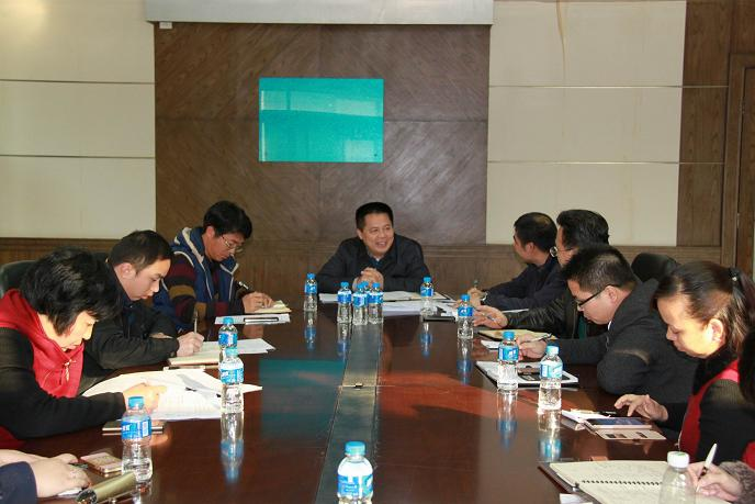 南海校区机关党支部召开专题组织生活会