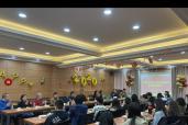 9001金沙澳门官网旧版举行2020年寒假留校学生新春茶话会