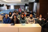 永利总站新闻中心学生记者团成立大会顺利举行