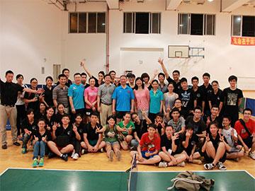 """体育科学学院""""迎校庆""""三小球比赛闭幕式顺利举行"""
