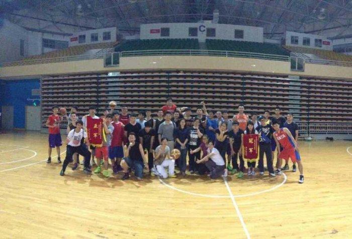 2014年篮球嘉年华活动圆满落幕