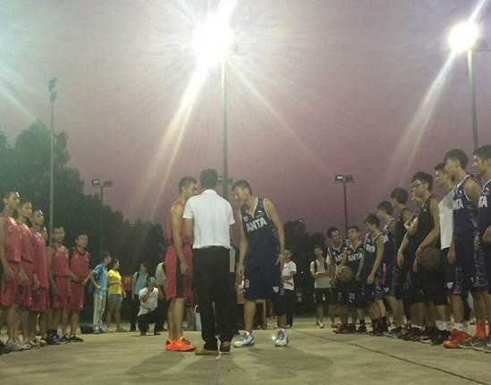 活力篮球,体院绽放--体科院2014年篮球联赛拉开序幕