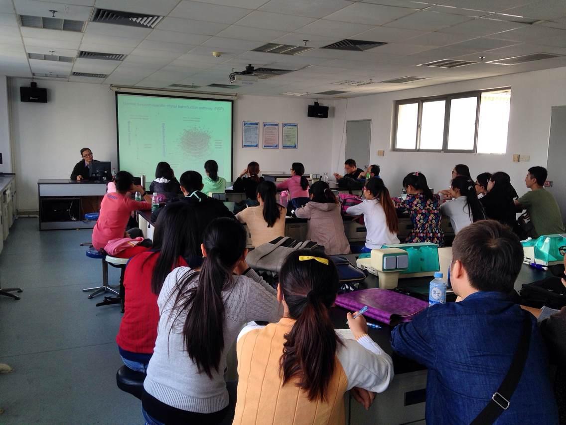 体育科学学院举办第七届勷勤论坛学术节之学术沙龙