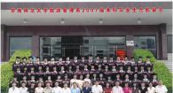 旅游管理系2007届本科毕业生合影