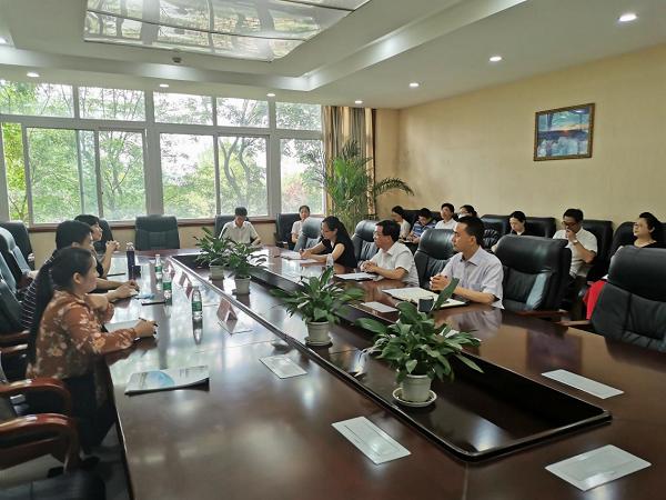 甘肃快三深入职业院校开展职业技术教育专业研究生培养调研