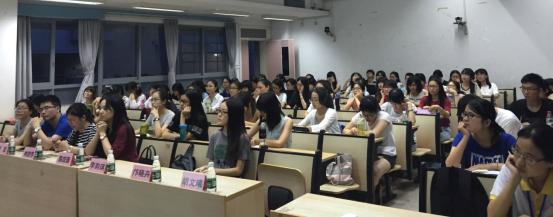 传学术之风,授考研之道——文学院学长工作室举办考研专场交流会