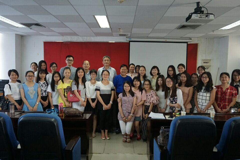 文学院举办五校语言学研究生学术论坛华师专场
