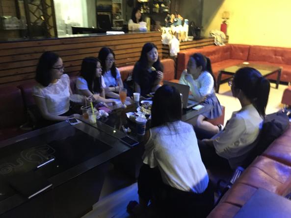 """""""明""""师决赛选手交流微沙龙成功举行"""