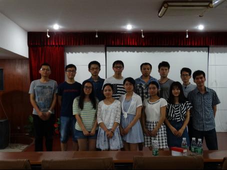 【物理电信与工程学院】第六届研究生就业论坛-师范专场活动成功举办