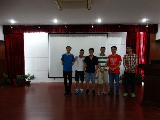 【物理电信与工程学院】第六届研究生就业论坛-企业与考博专场活动成功举办
