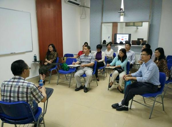 学报副主编王建平教授畅谈学术论文学术研究方法和投稿技巧